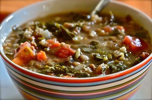 ricette di lenticchie con carne