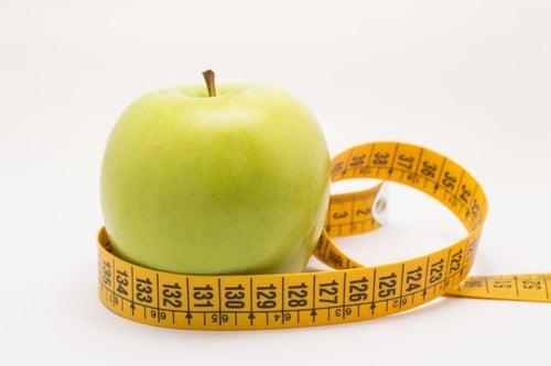 Perdere-peso-mela