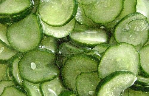 perdita di peso del succo di sedano cetriolo