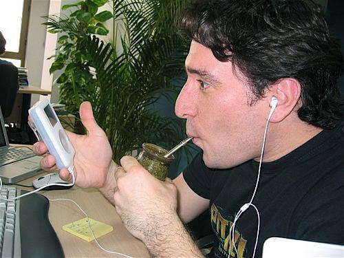 modi di bere il mate