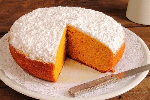 Ricetta della torta di carote perfetta per ogni occasione