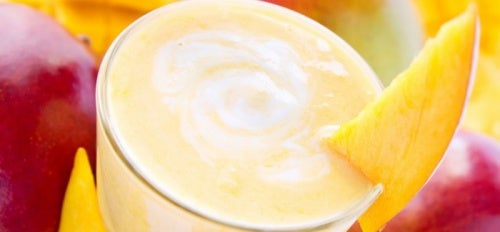 Frullati di mango per perdere peso