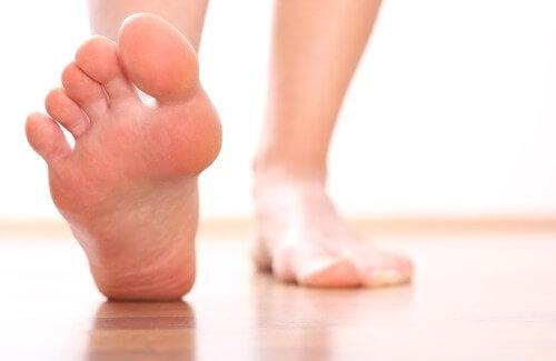 Scopri il tuo stato di salute attraverso i piedi