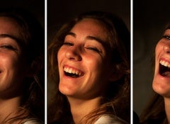 sorridere e ridere