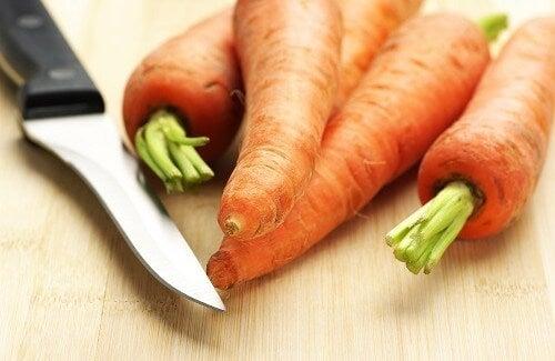 4 deliziose ricette a base di carote
