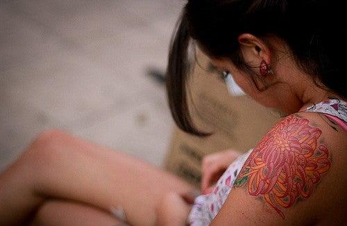 Perché è pericoloso tatuarsi?