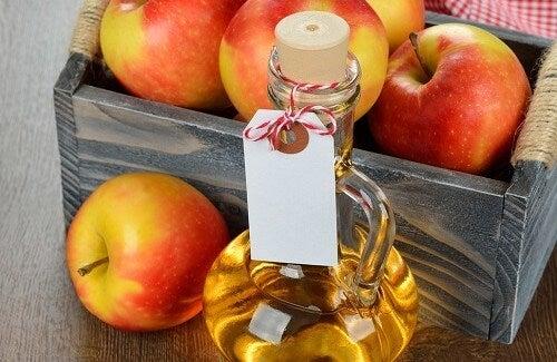 Nuovi impieghi dell'aceto di mele
