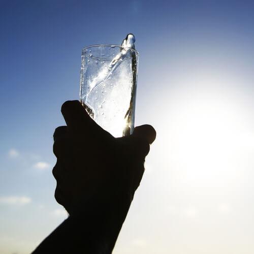 L'importanza di bere più acqua