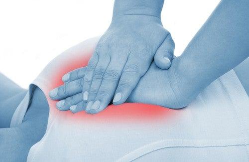 Massaggio linfodrenante per curare la bronchite