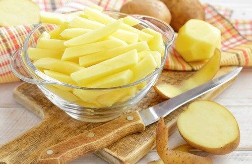 Benefici delle patate per la salute