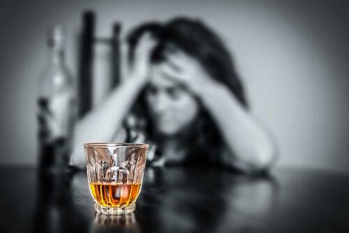 Manifesti per alcolismo