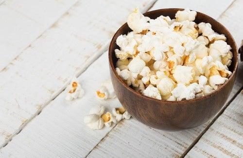 I popcorn: fanno bene o male alla salute?