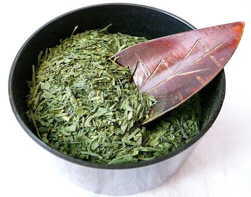 Rimedi per la rinite allergica - tè verde