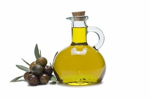 olio d'oliva benefico