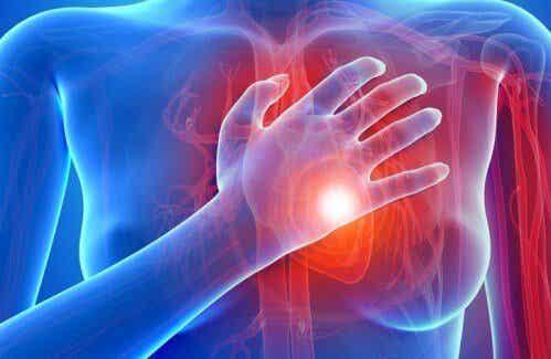 Malattie cardiache nelle donne: sintomi principali
