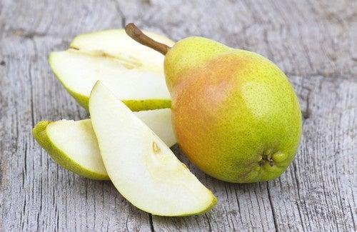 Mangiare una pera al giorno scoprite tutti i benefici