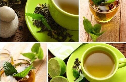 Abbassare i livelli di zucchero con il tè