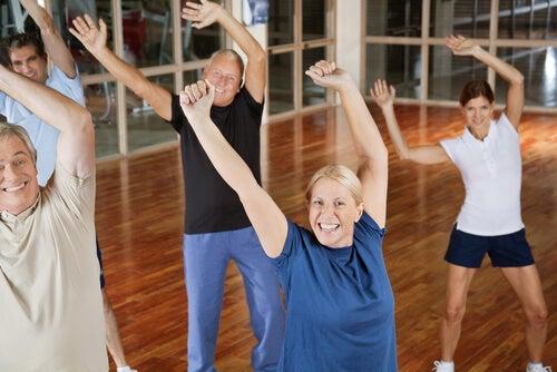 Benfici del ballo per la salute