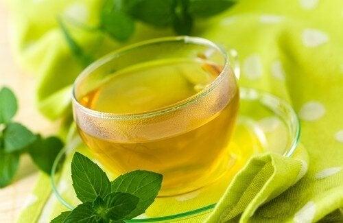 un po di tè naturale per perdere peso