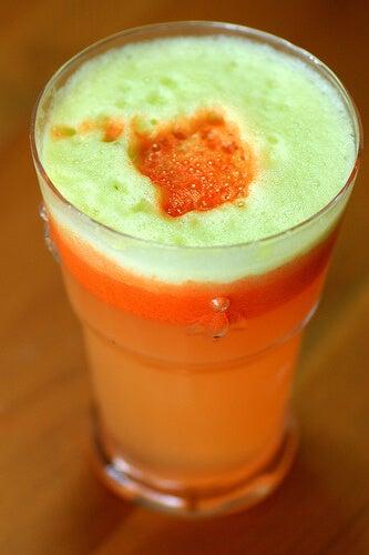 succi di carota aiutano a dimagrire
