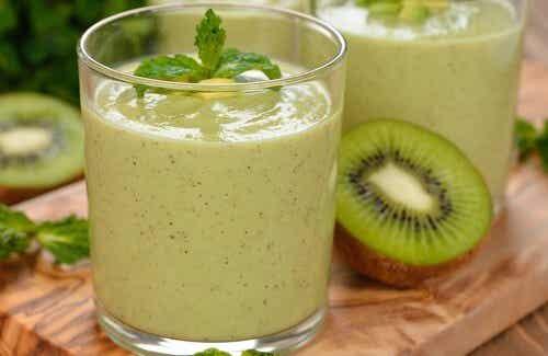 Bevande verdi: eccellenti per bruciare i grassi