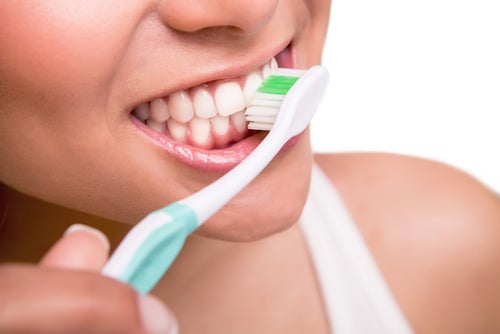 lavare i denti