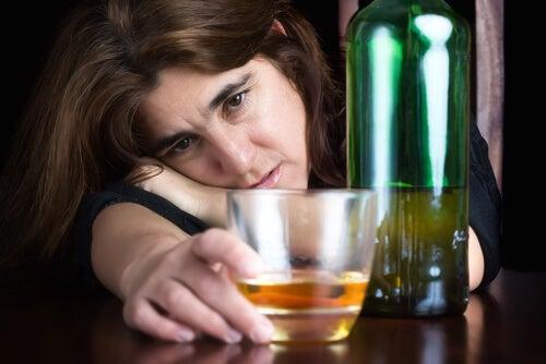 Depressione-alcol