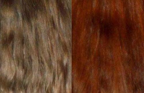 Tingere i capelli con estratti naturali è possibile