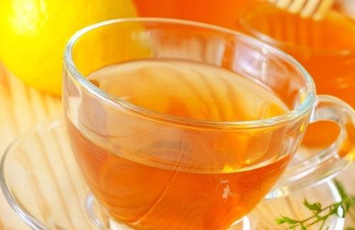 quante tazze di tè al giorno per perdere peso