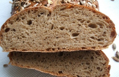 pane dimagrante bianco o integrale