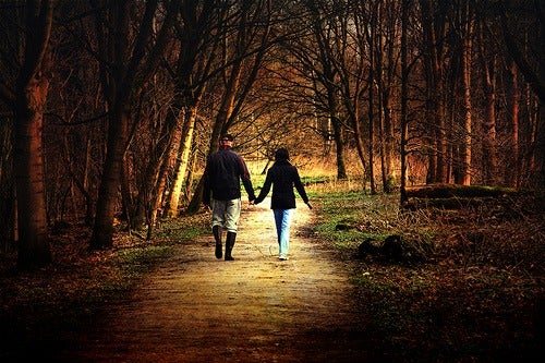 una passeggiata per il buon umore