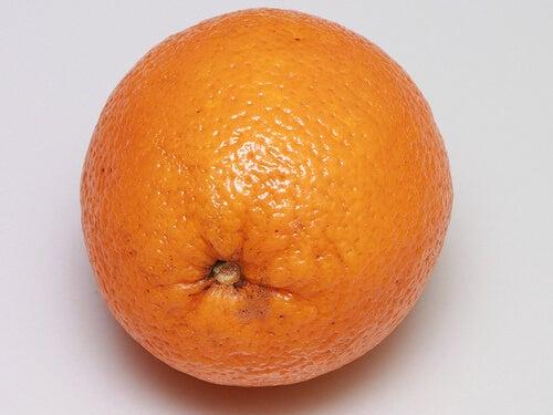 Evitare l'arancia