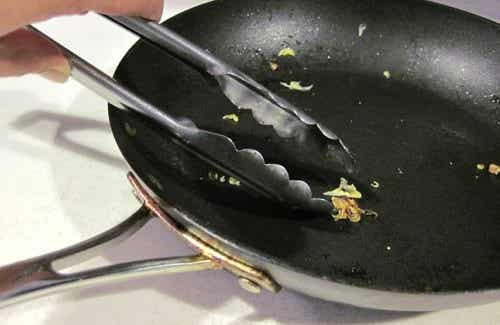 Elementi e alimenti tossici in cucina