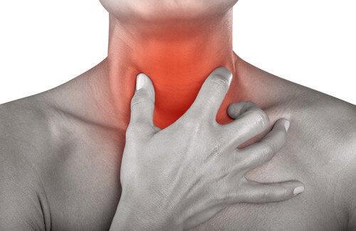 Frullati e infusi per curare il mal di gola