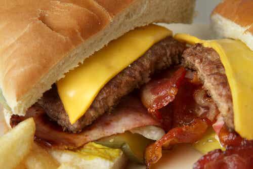 Hamburger dei fast food: sapete di cosa sono fatti?