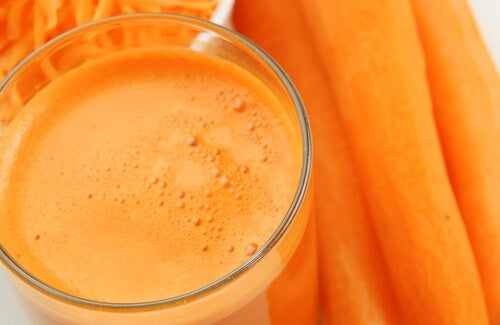 succo carota
