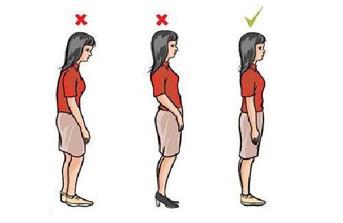 Correggere la postura, con 4 semplici esercizi