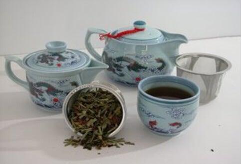 Il-tè-oolong