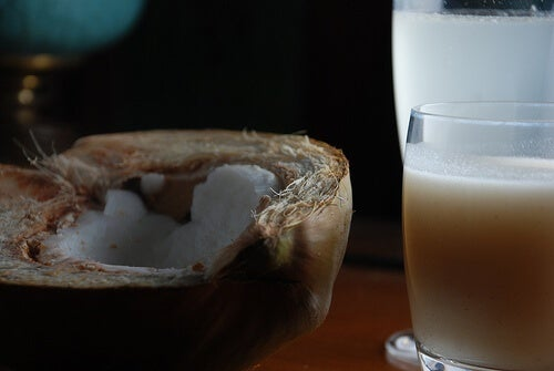 Noce e latte di cocco