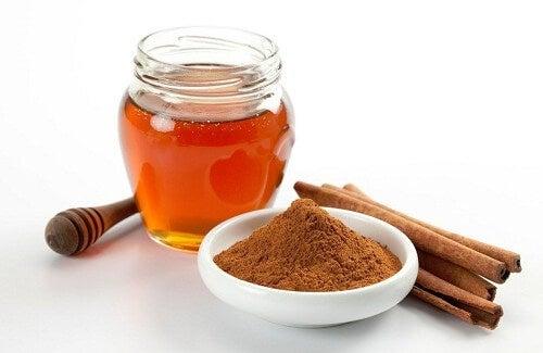 Il miele e la cannella: 7 benefici di questo connubio