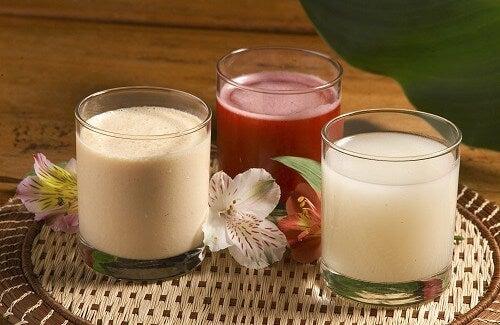 Succhi e brodi per depurare l'organismo