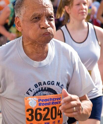 correre con l'artrite