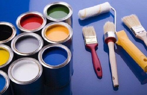 Di che colore tingere le pareti di casa? - Vivere più sani
