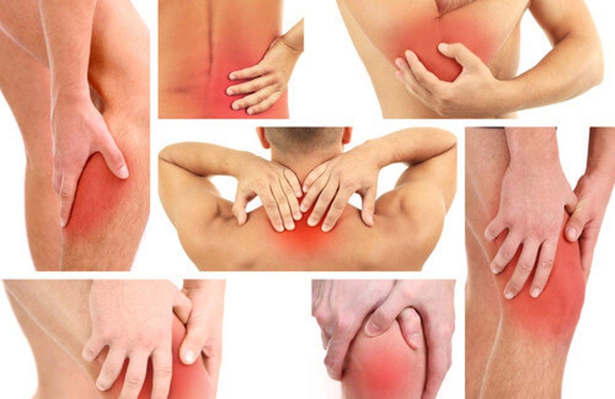 Articolazioni doloranti e trattamento dei muscoli, generalmente, il miglioramento...