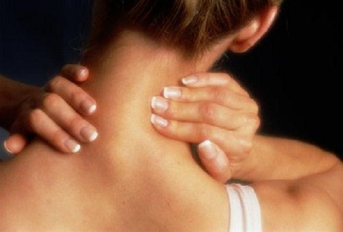 Rilassanti muscolari naturali - Mal di collo