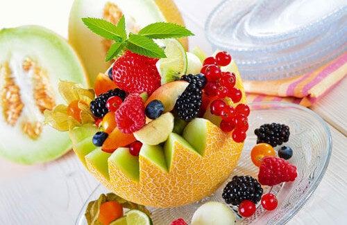 14 alimenti antietà