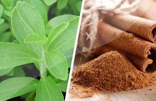 Trattare il diabete con stevia e cannella