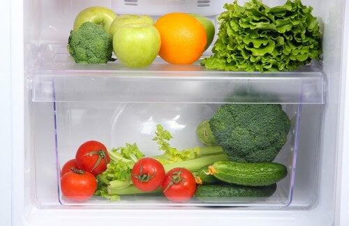 Alimenti da non conservare in frigorifero