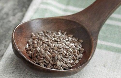 Perdere peso con i semi di lino