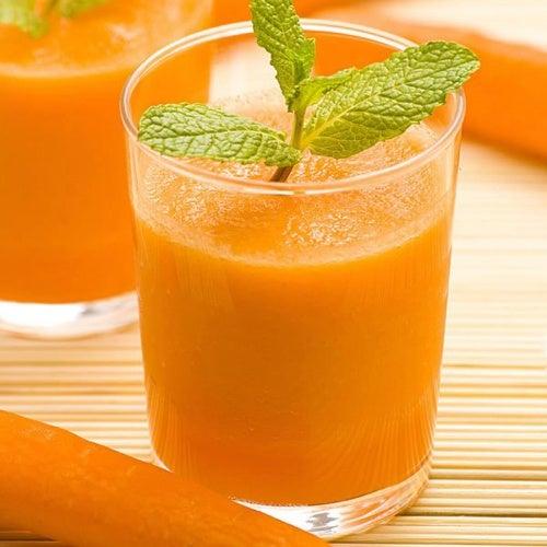 Succo di carote per migliorare aspetto delle ciglia